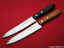 Kitchen Knives  SpyderCollectorSpyderco Kitchen Knives