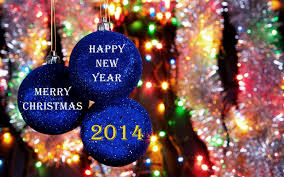 merry christmas and happy new year wallpaper 2014. Perfect 2014 In Merry Christmas And Happy New Year Wallpaper 2014 R