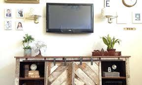 Distressed Wood Tv Stand Downloads Full Medium