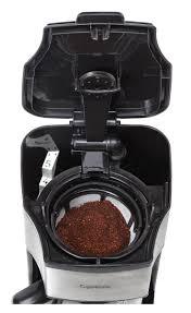 5 Cup Coffee Maker Capresso Black 5 Cup Mini Drip Coffee Maker 42605