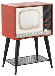 Retro Tv Online Kast Retro Tv Breedte 46 Cm