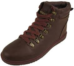 firetrap mens faux leather military army boot combat worker boots biker hiking style men s shoes firetrap hoos firetrap promotional code quality