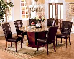 Fascinating Cool Granite Top Dining Table Sets For Your Best