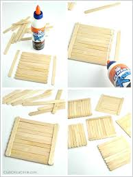 homemade picture frame ideas craft stick homemade tic toe board for kids homemade wooden picture frame homemade picture frame ideas