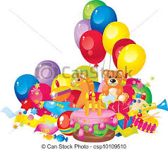 Children s birthday toys birthday cake balloons and t