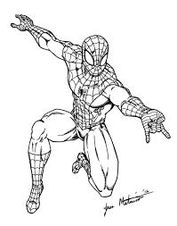Disegni Di Spiderman Da Colorare Foto Nanopress Donna The Baltic Post