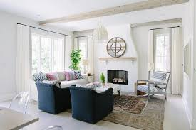 Paint color is Benjamin Moore Classic Gray. Kate Marker Interiors ...