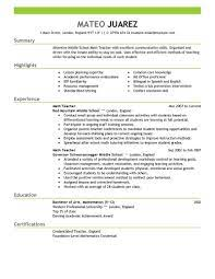 Does your resume get extra credit, or is it barely passing? 12 Amazing Education Resume Examples Livecareer