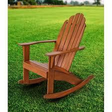 adirondack rocking chairs. Interesting Chairs Mainstays Wood Adirondack Rocking Chair Natural With Chairs A