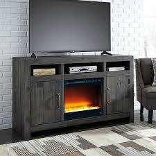 glass fireplace tv stand stand w glass and stone fireplace electric fireplace tv stand with glass