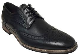 com bc2d men s oxfords classic wing tip lace up leather lined casual brogue fashion dress shoes black brown oxfords