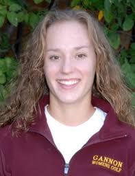 Amanda Eckhart (3/29/2009) - Athlete Awards - Gannon University ...