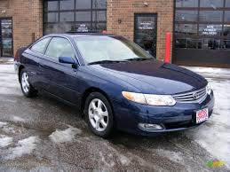 2003 Toyota Solara SLE V6 Coupe in Indigo Ink Blue Pearl - 608073 ...