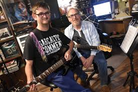 Special guitar donation for Yarmouth teen strikes the right chord |  Regional-Lifestyles | Lifestyles | The Telegram