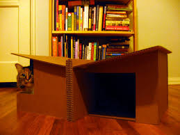 Woodwork Cardboard Cat House Plans PDF Planscardboard cat house plans