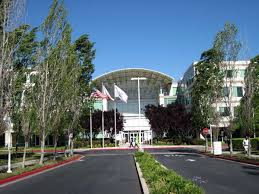 a tour of silicon valley apple cupertino office