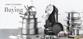 Saucepan Size Chart Cookware Guide Types And Uses Williams Sonoma