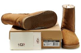 UGG Womens Classic Short 5825 Chestnut Clearance