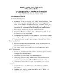 essay medical office assistant job description sample job essay 10 receptionist job description resume resume exampl hotel medical office assistant job