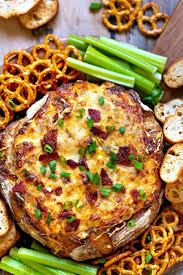 Baked Bacon Cheese Dip Mom On Timeout