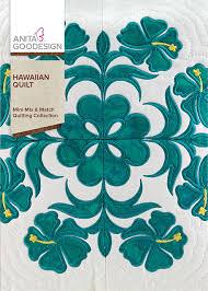 Hawaiian Quilt | Anita Goodesign &  Adamdwight.com