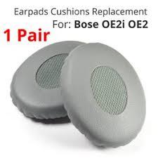 bose oe2. 2* replacement ear pads cushion covers for bose oe2/oe2i/soundtrue oe2 o