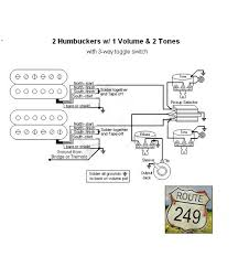 wiring diagram 2 humbucker 1 volume tone wiring diagram 7 2 1 humbucker 1 volume 1 tone 3 way switch at 1 Humbucker 1 Volume 1 Tone Wiring Diagram
