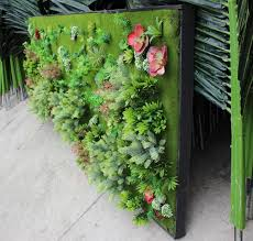 1 2014 artificial plant wall fake green plant plastic plant wall for home hotel decoration artificial on green wall fake plants with large wall hanging plant basket green plastic plant wall buy wall