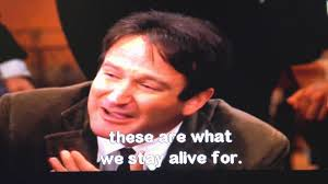 dead poets society mr keating s walt whitman speech