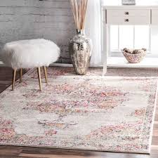 pink and cream rug extraordinary gondolasurvey interior design 6