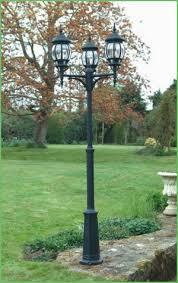 exotic outdoor post light fixture gallery front yard lamp height sensor lights yard light post x42