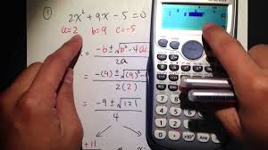 quad form calc