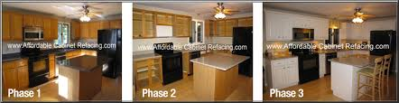 refacing bathroom cabinets before after. before and after cabinet refacing three phase process bathroom cabinets