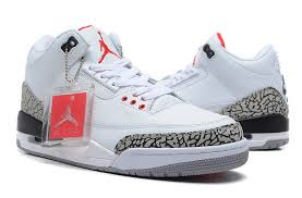 jordan shoes for girls black and white. air-jordan-3-retro-88-white-fire-red- jordan shoes for girls black and white l