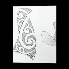 Skleněný Obraz Maori Styl Tetování Design Se Hodí Pro Předloktí Pixers žijeme Pro Změnu