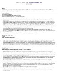 Talent Acquisition Resume  Template for Talent Management Resume