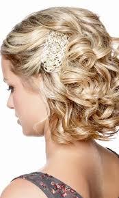 Nový účes Pro Krátké Střední Vlasy Na Svatbu