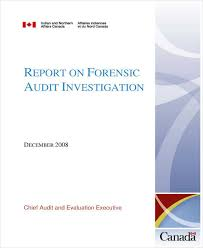8+ Forensic Audit Report Templates - Pdf   Free & Premium Templates