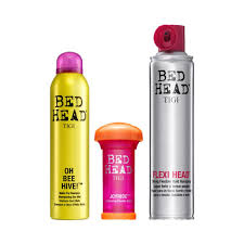 tigi bed head messed up texture gift set s