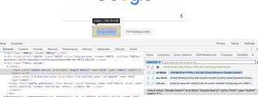 Chrome extensions for finding xPaths to DOM elements | Learn Web ...