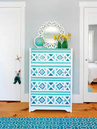 painting designs on furniture. unique designs how to paint a geometric design on dresser in painting designs on furniture