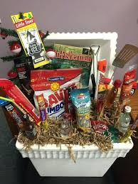 retirement gift baskets gifts lovely awesome fathers day basket ideas for men gag