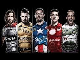 nrl marvel superheroes jerseys rugby league