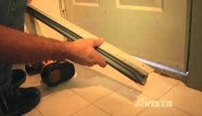 sweep bottom door delightful home plastic parts adhesive depot seal inch shower door sweep adhesive shower