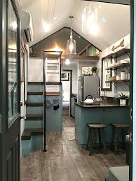tiny house interior. Driftwood Homes Has Been Featured On Various Tiny House TV Shows For Their Intelligent And Beautiful Interior Designs. Sweet Grass Home Is Only 24