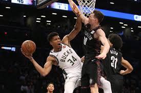 Brooklyn nets vs Milwaukee bucks - Home ...