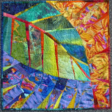 42 best Quilt Artist: Pauly...Pat images on Pinterest | Abstract ... & Best Art Quilt in the Blank Challenge by Pat Pauly. Adamdwight.com