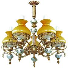antique porcelain chandeliers antique french porcelain bronze yellow glass shades chandelier for vintage porcelain chandeliers