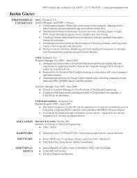 Sap Service Management Resume