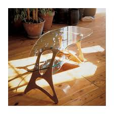 Square wood amp glass coffee table when its clear glass and beautiful wood that come into mix, nothing more is needed, i suppose. Arabesco Coffee Table In Wood And Glass Shop Online On Ciatdesign
